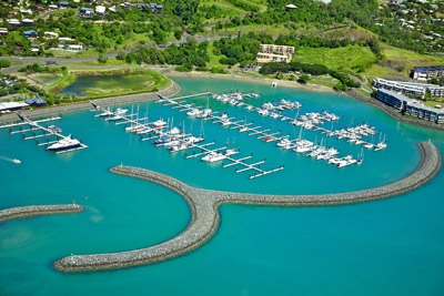 Photo: Airlie Beach Marina