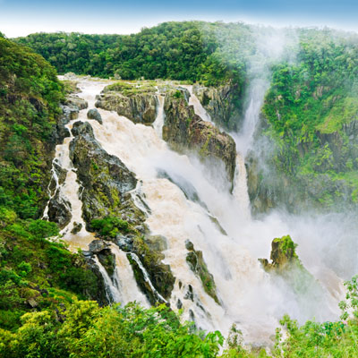 Photo: Barron Falls near Kuranda