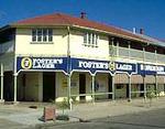 Burdekin Hotel, Ayr Queensland.