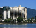 Cairns skyline